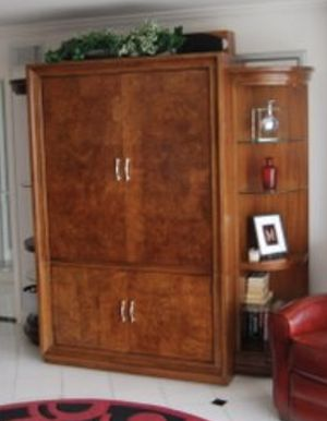 Armoire entertainment center for Sale in Fontana, CA