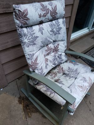 Patio rocking chair for Sale in St. Peters, MO