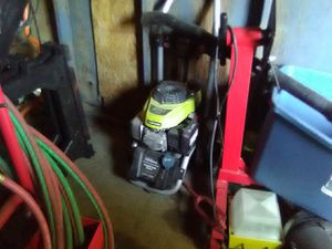 Ridgid power washer for Sale in Evansville, IN