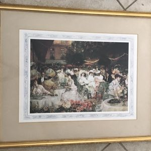 Framed Painting for Sale in Land O Lakes, FL