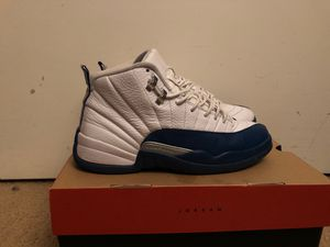 Jordan 12 French Blues for Sale in San Jose, CA