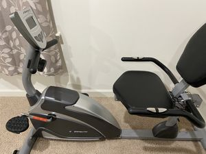 Exerpeutic High-Capacity Magnetic Recumbent Exercise Bike for Sale in Ellicott City, MD