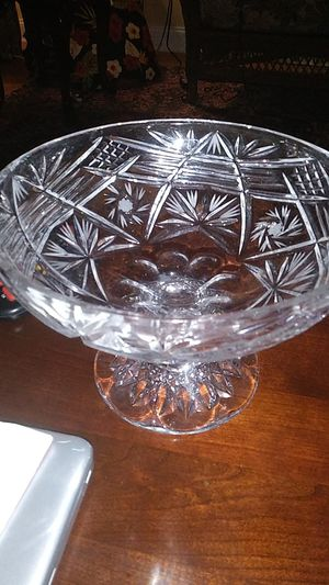 Nice glass bowl for Sale in Washington, IL