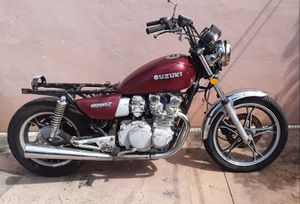 *TITLE IN HAND* 1982 Suzuki GS550 Antique Motorcycle Project * Open to Trades* for Sale in Hallandale Beach, FL