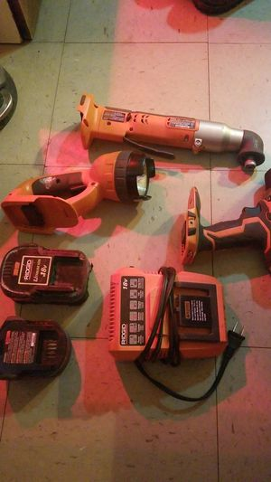 Ridgid Tools for sale | Only 3 left at -60%