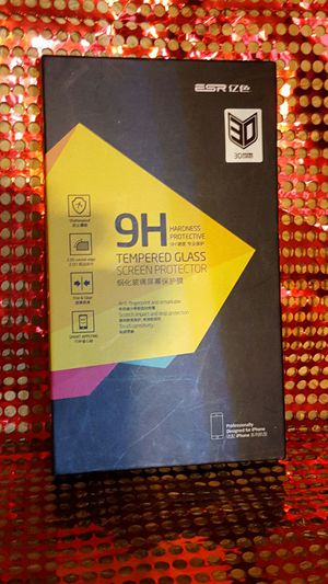 9H tempered glass screen protector for Sale in Columbia, TN
