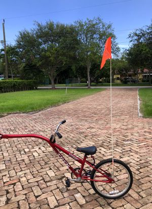 Trek trailer bike for Sale in Miami, FL