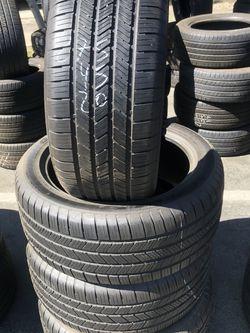 275/45/20 Used Tires 275-45-20 Llantas Usadas for Sale in Fontana,  CA