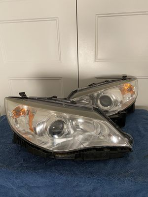 2013 Subaru Impreza WRX headlights for Sale in Potomac, MD