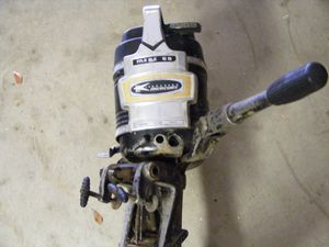 Kiekhaefer Merc 60 model 6 hp outboard motor for Sale in Corinth, TX