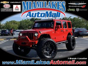 2016 Jeep Wrangler Unlimited for Sale in Miami Gardens, FL