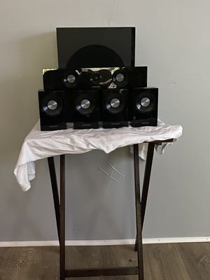 Samsung Home Theater Speakers & Subwoofer for Sale in New York, NY