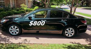 $8OO I'm selling my URGENT 2OO9 Honda Accord CLEAN TITLE. for Sale in Washington, DC
