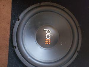 Car audio shit for Sale in Alta Loma, CA