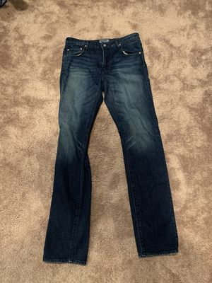 WESC CLOTHING MENS DENIM SIZE 31 for Sale in Beaumont, CA
