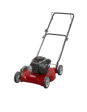 Hyper Tough 20 inch Lawn Mower 125cc Gas Push Lawnmower for Sale in Chino Hills, CA