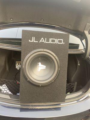 I'm sellin a JL audio speaker for Sale in Palmyra, NJ