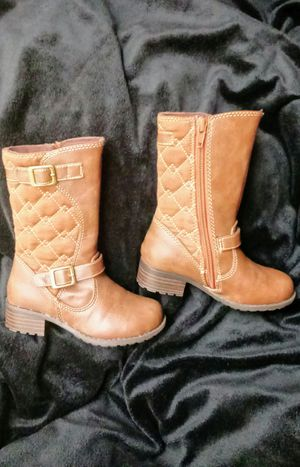 New Toddler Girls Boots 8 for Sale in Ocala, FL