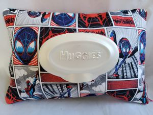 Spiderman Wipes Cover for Sale in Rialto, CA
