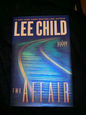The Affair by Lee Child (hardcover) for Sale in Gaithersburg, MD