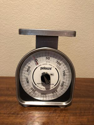 Vintage Pelouze Scale & Portion Controller 1997 for Sale in Sun City, AZ