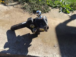 Equalizer Hitch w/ 2 5/16 ball. 10,000 rated. HITCH and ball only, no sway bars included for Sale in Central Point, OR