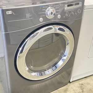 Front Load Lg Dryer Electric for Sale in Bedford, TX