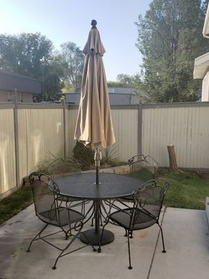 Sunbeam vintage patio set (restored) for Sale in Salt Lake City, UT