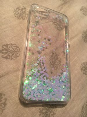 Victoria secret Hearts in water Case for Sale in Bellaire, TX