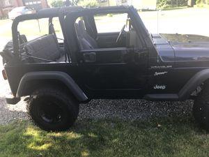 2002 Jeep Wrangler TJ. for Sale in Aliquippa, PA
