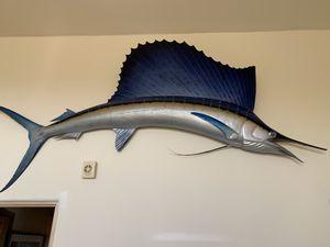 Sail Fish Mount for Sale in Scottsdale, AZ