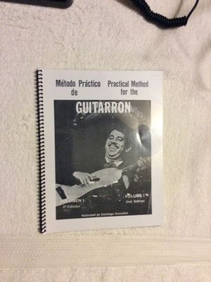 Metodo Para Guitarron for Sale in Tustin, CA