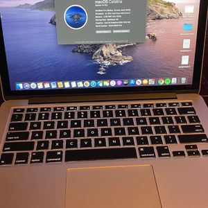 MacBook Pro (13inch, Early 2015, I7) for Sale in Woodway, WA