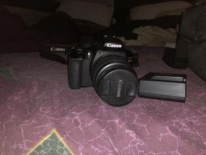 Canon rebel t6 for Sale in Dallas, TX