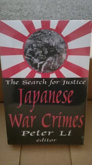 In search of Justice: Japanese War Crimes for Sale in Redwood City, CA