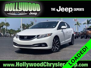 2015 Honda Civic Sedan for Sale in Hollywood, FL