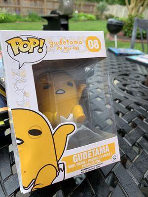 Gudetama 08 Funko Pop for Sale in Potomac, MD