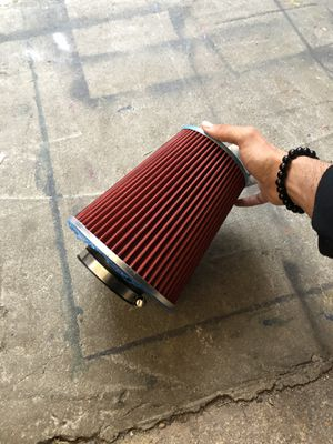 Performance intake air filter for Sale in North Springfield, VA