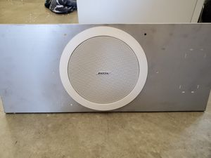Bose FreeSpace Systems Speakers (ceiling speakers) for Sale in Mountain House, CA