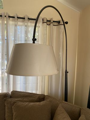 Brand new Pottery Barn Floor Lamp for Sale in Villa Park, CA