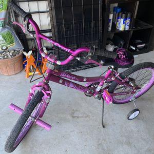 "20"" Girls Bike for Sale in Georgetown, TX"
