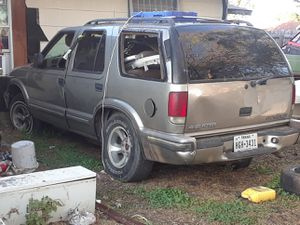 chevy blazer with title OBO for Sale in San Antonio, TX
