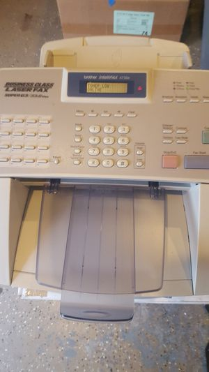 Brother IntelliFAX 4750e for Sale in Puyallup, WA