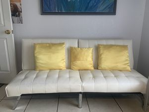 Futon Leather for Sale in West Park, FL