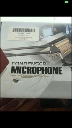 Microphone condenser for Sale in College Park, GA