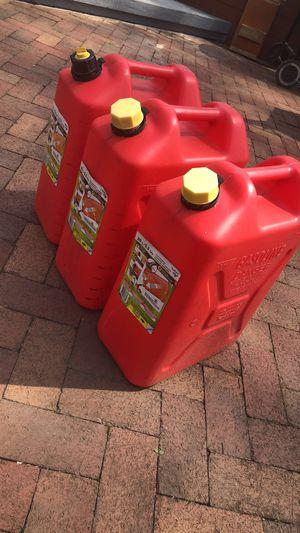 Gasoline gallons! for Sale in Manassas, VA
