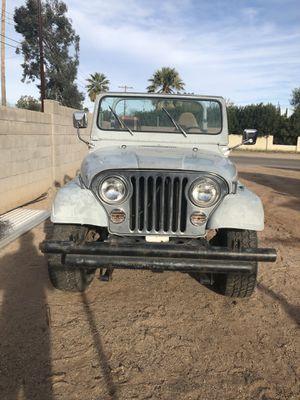 Jeep Wrangler 1981 for Sale in Tucson, AZ