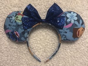 Lilo & Stitch Mickey Ears for Sale in Los Angeles, CA