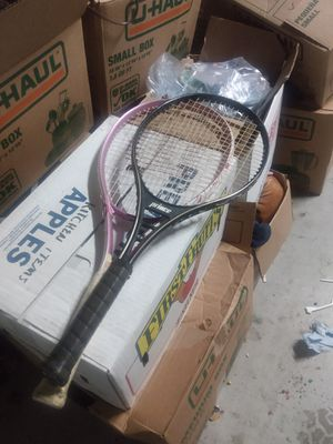 Tennis rackets for Sale in Vacaville, CA