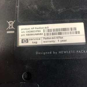 Hp Laptop For Parts for Sale in Chino Hills, CA